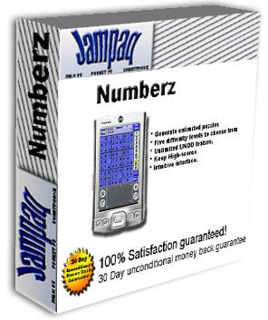 Download Numberz (SuDoku) for Palm OS